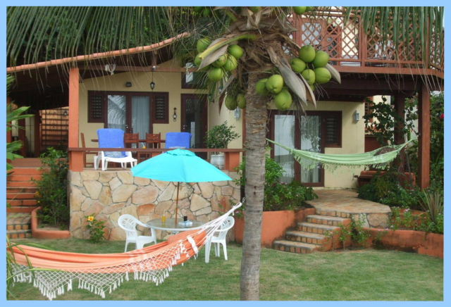 Serena, Pipa - Large tropical gardens for relaxation in your vacation home