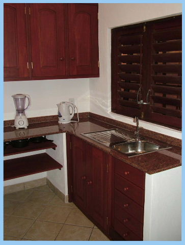 Serena, Pipa - Well equipped kitchen for a holiday rental