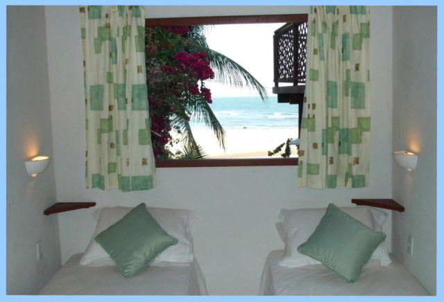 Serena, Pipa - Bedroom Three - Amazing Sea Views